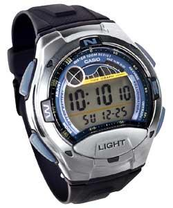 Casio Sports LCD Gents Watch product image