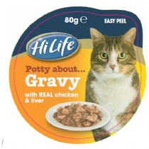 Hi Life Soft Tender Semi Moist Cat Food