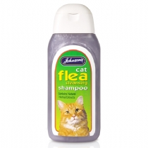 Cat Johnsons Cat Flea Cleansing Shampoo 1.2 Litre -
