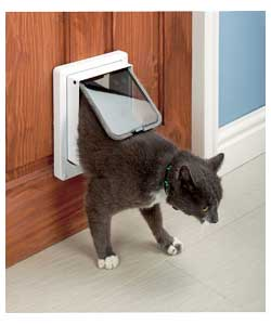Cat Flap Tesco