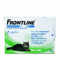 Frontline For Small Dogs Tesco