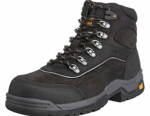 CAT Footwear Mens Powertrain S1P Safety Boots Black P710633 12 UK