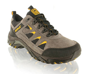 Lace Up Safety Shoe