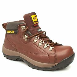 Male Erpillar Hydraulic Boots Leather Upper Casual in Brown