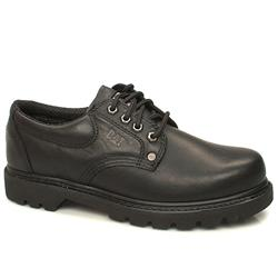 Cat Falmouth Shoe Black