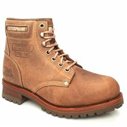 Male Sequioa 6Inch Waxy Leather Upper Casual in Brown