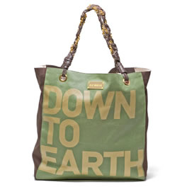 Cc Skye Down To Earth Eco Tote in Green - review, compare prices, buy