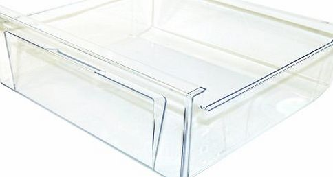 CDA Kitchen Aid Whirlpool Fridge Freezer Upper/Middle Freezer Drawer. Genuine part number 481241848883 product image
