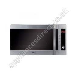 Built-in or Freestanding Microwave Stainless Steel - CLICK FOR MORE INFORMATION