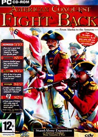 CDV American Conquest Fight Back PC