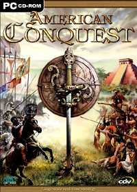 CDV American Conquest Three Centuries of War PC