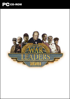 CDV War Leaders WWll Clash of Nations PC