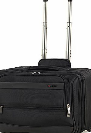 Cellini 16.5`` Laptop Case on Wheels Business Overnight Trolley Bag