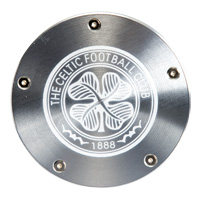 Celtic Aluminium Tax Disc Holder. - CLICK FOR MORE INFORMATION