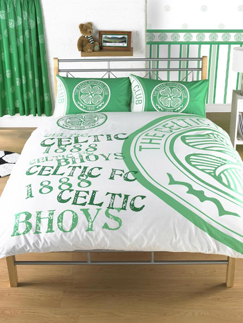 Celtic bedding for Irish bedroom designs
