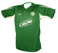 Celtic Football Kit