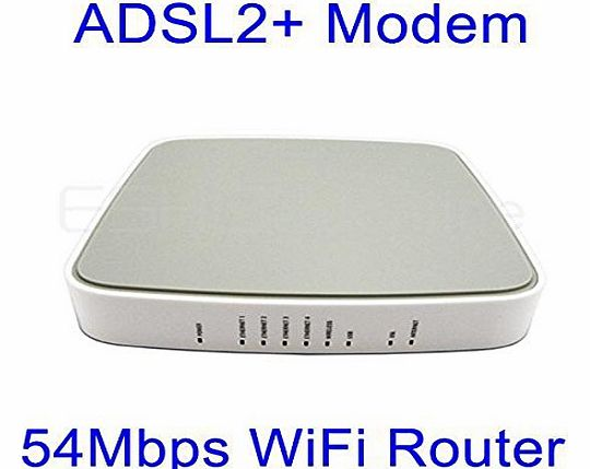 Central World Electronic Central World 5pcs 500MW EP-2701 HG-D 54Mbps WIFI 4ports 802.11G ADSL2  Modem Wireless Router D2035B