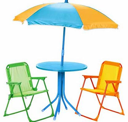 chad valley childrens chairs table and parasol review compare