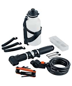 7 Piece Bike Accessory Set