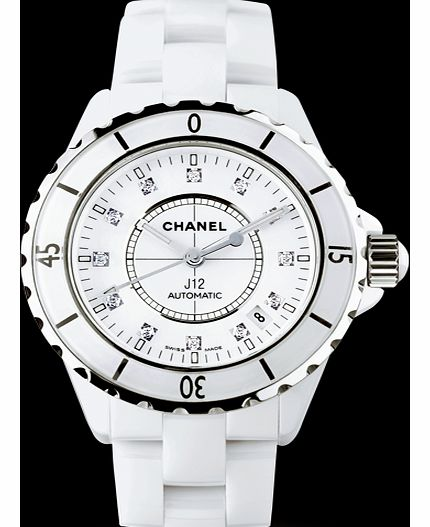 Chanel J12 Phantom 10th Anniversary Unisex