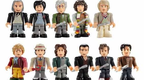 Character Building Eleventh Doctor Collector Pack