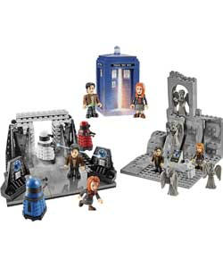 Doctor Who Mini Playsets