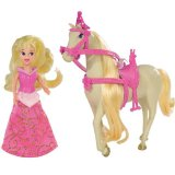 Disney Princess - Mini Sleeping Beauty and Horse
