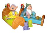 Disney Princess - Seven Dwarves with Beds Assortment
