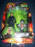 Doctor Who - Martha and Open Toclafane figure