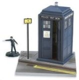 Doctor Who 2007 - Micro Universe - Doctor and Tardis