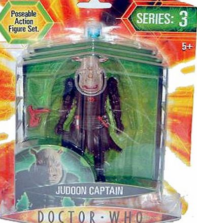 Character Options Doctor Who 5`` Action Figure - Judoon Captain