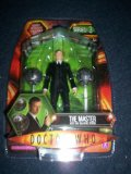 DOCTOR WHO 5` FIGURE THE MASTER WITH TWO TOCLAFANE SPHERES