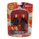 Doctor Who Action Figure Series 1: Auton Twins