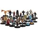 Doctor Who Micro Universe - 35mm 3 Figure Pack