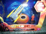 Doctor Who Micro Universe Sanctuary Base Rocket
