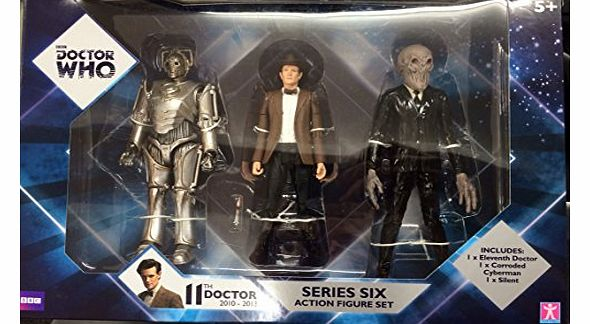Doctor Who Series 6 Action Figure Set