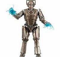 Doctor Who Series 6 Corroded Cyberman with Chest Damage & Electric Shock - Ages 5+