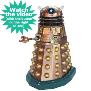 Recreate the scenes from the Doctor Who series with this 5 inch