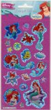 Characters 4 Kids Disney Princess - The Little Mermaid Ariel Laserfoil Stickers