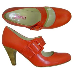 4 - Red Patent