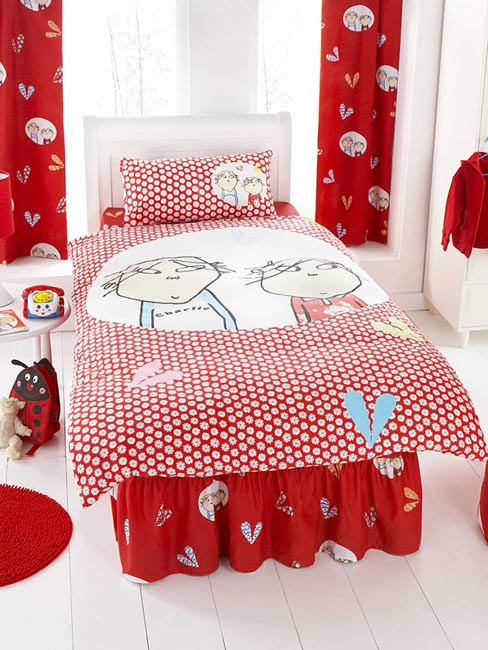 Single Duvet Cover and Pillowcase Bedding