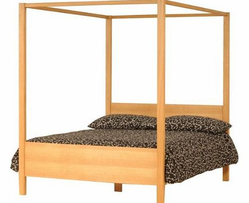 How to build a 4 poster bed frame