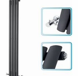 1780mm x 236mm - Anthracite Upright