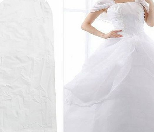 travel breathable zip wedding dress clothes bridal gown garment