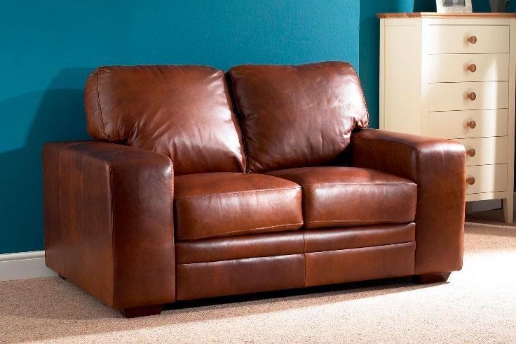 Large leather sofa for Chelsea leather sofa