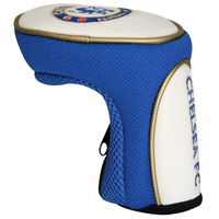 Chelsea Putter Head Cover. - CLICK FOR MORE INFORMATION
