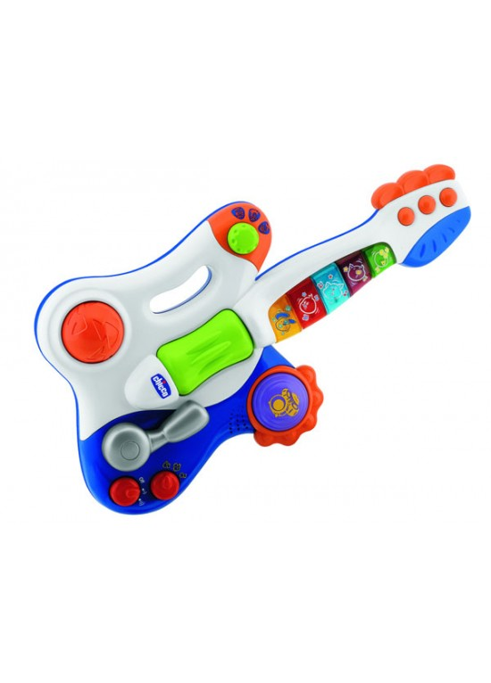 Chicco DJ Mixer Guitar (12 Months+) CLEARANCE product image