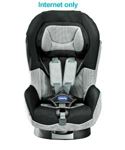 Chicco Group 1 Isofix Car Seat Romantic Review
