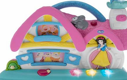 Chicco Snow White and 7 Dwarfs Musical Cottage product image