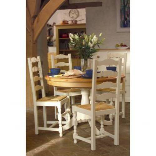 Chichester Dining Table and 4 Chairs 820.032